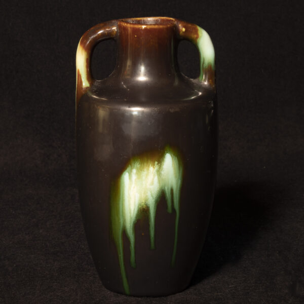 back Art-Deco Thulin vase