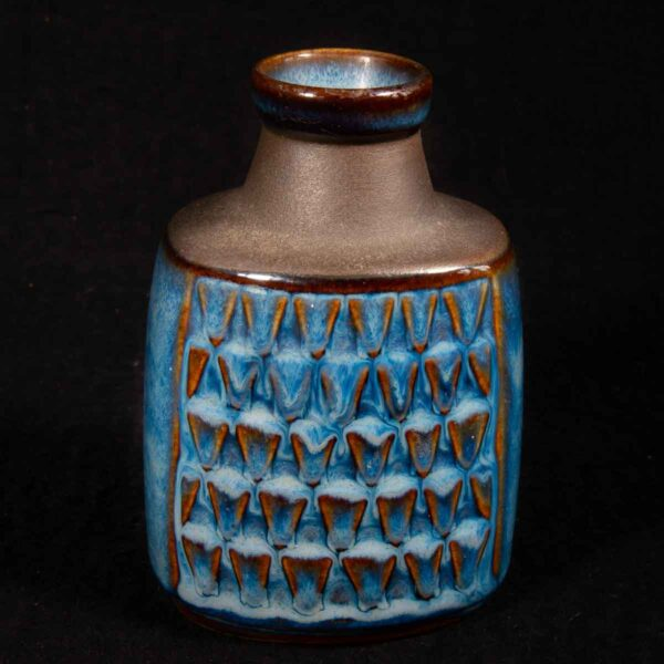 Einar Johansen blue vase