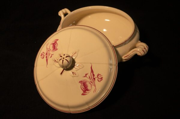 Large Dutch Terrine with lid